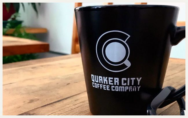 Quaker City Coffee Logo